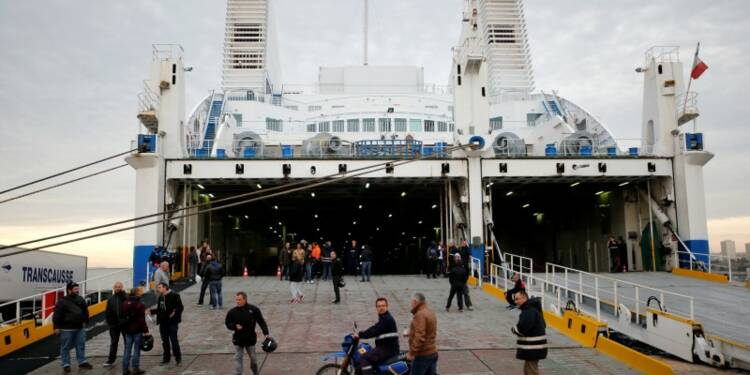 Maritima Ferries succède à la SNCM