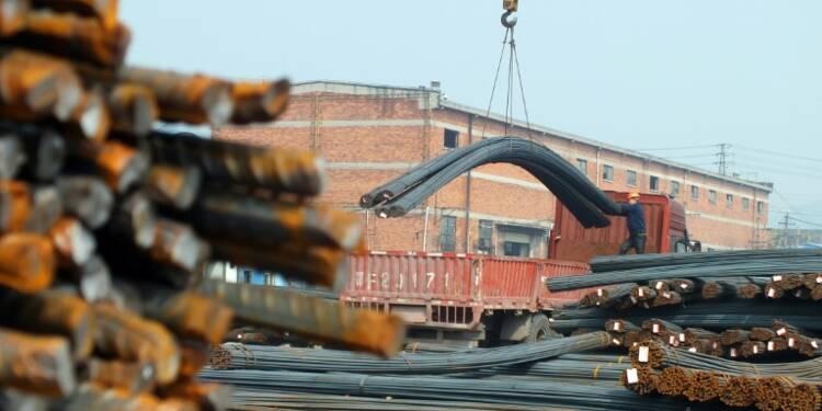 Chine: l'improbable envolée du prix du minerai de fer, une bulle spéculative?