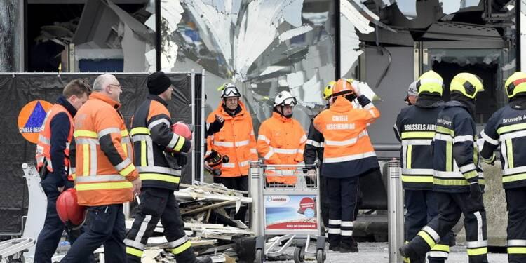 RPT-Attentats de Bruxelles: la France était à nouveau visée