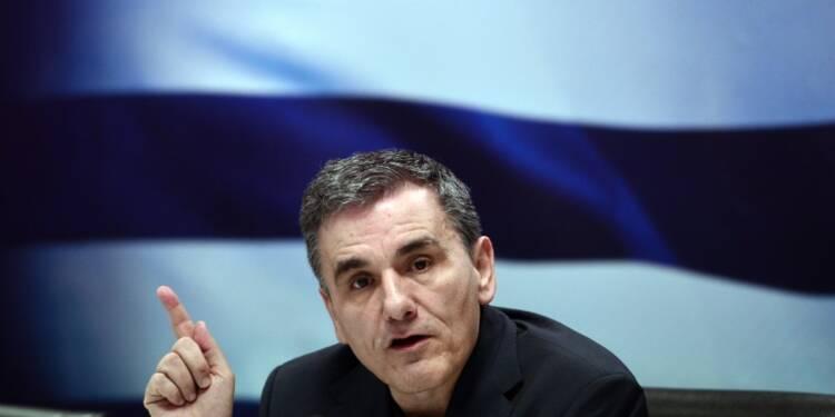 La Grèce et ses créanciers suspendent leurs négociations le temps d'une réunion au FMI