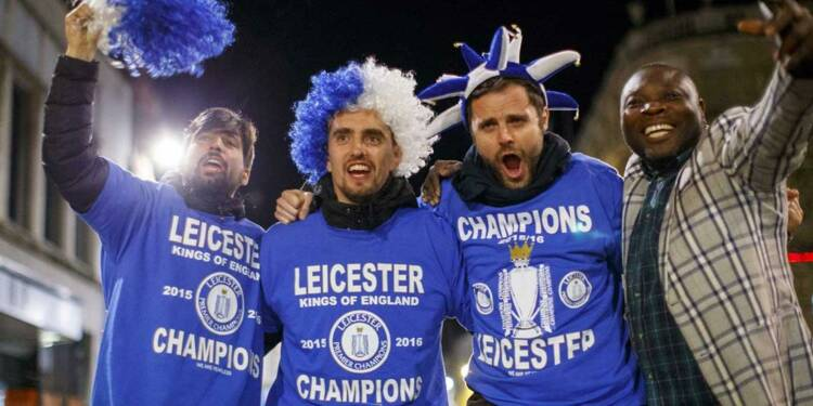 Que pèse le champion Leicester City face aux grosses écuries de Premier League ?