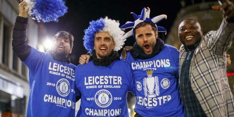 Que pèse le champion Leicester City face aux grosses écuries de Premier League ?