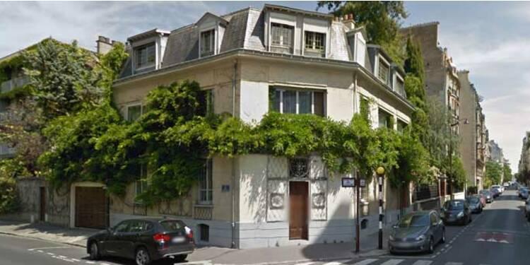 L'hôtel particulier de Jacques Servier (Mediator) bientôt transformé en HLM