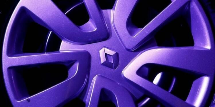Marge opérationnelle record pour Renault, mais hausse des coûts