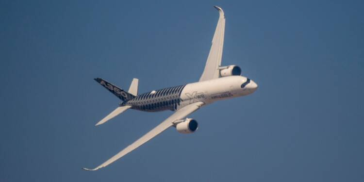 Airbus enregistre 92 commandes nettes d'avions du 1er janvier à fin avril