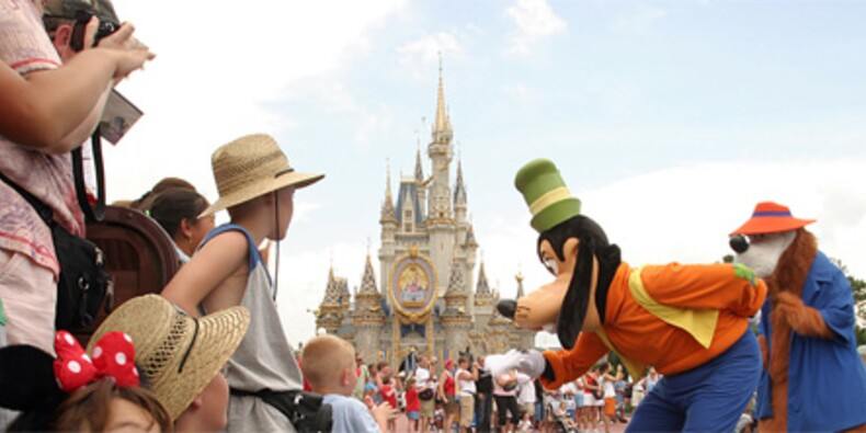 Les 10 parcs Disney les plus visités au monde