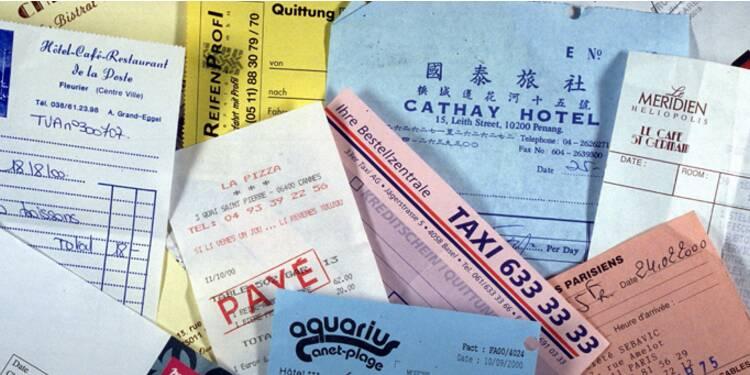 Remboursement des notes de frais : les Français plus pointilleux que leurs voisins