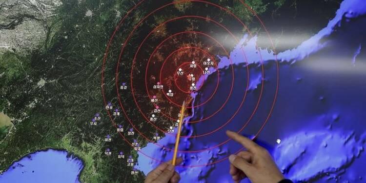 La Corée du Nord affirme avoir testé une bombe H, l'Onu condamne