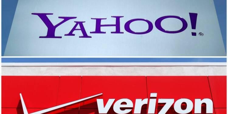 Verizon reprend les activités internet de Yahoo
