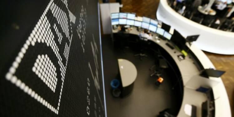 Les Bourses européennes en ordre dispersé à la mi-séance