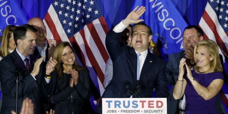 Ted Cruz relance le suspense en s'imposant dans le Wisconsin