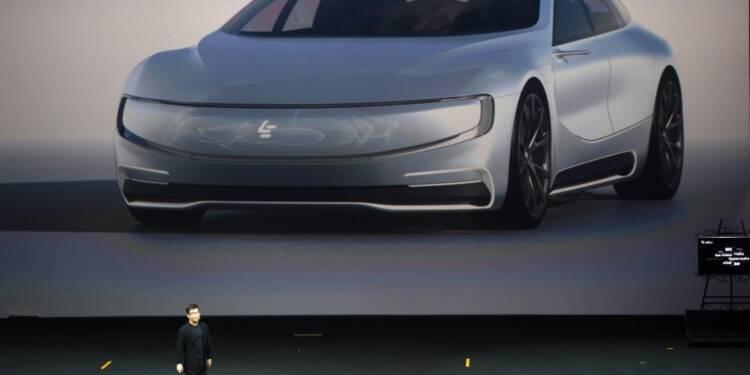 La Chine en pôle position sur la voiture autonome