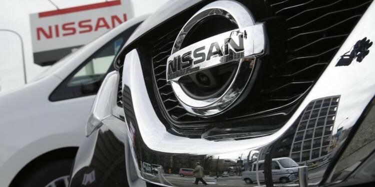 Nissan a accru ses ventes en Chine de 6,3% en 2015