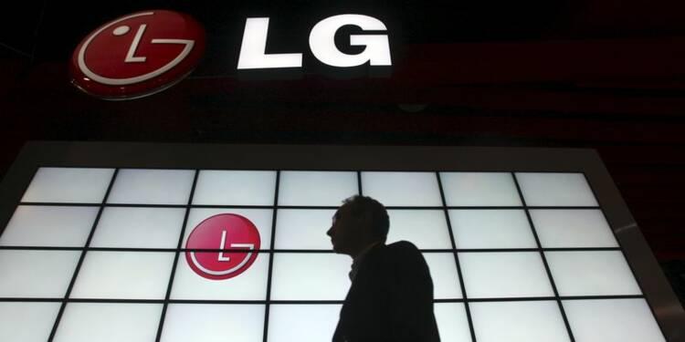 LG attend un bénéfice trimestriel au plus haut depuis deux ans