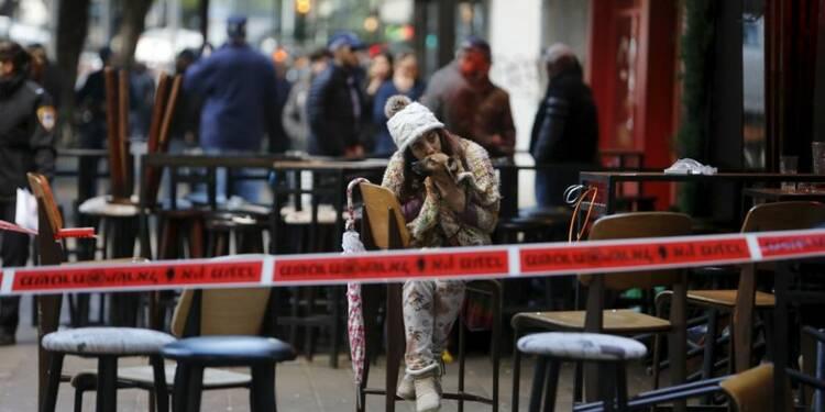 Deux morts dans une fusillade à Tel Aviv