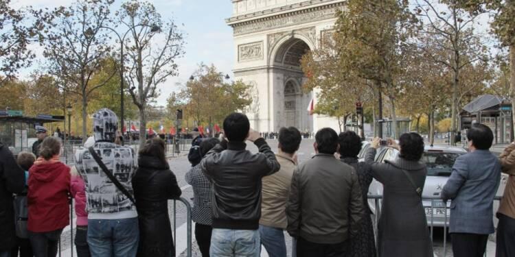Paris: les grèves risquent de peser sur la fréquentation touristique, déjà à la peine
