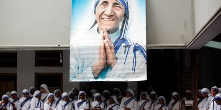 Mère Teresa deviendra sainte en 2016