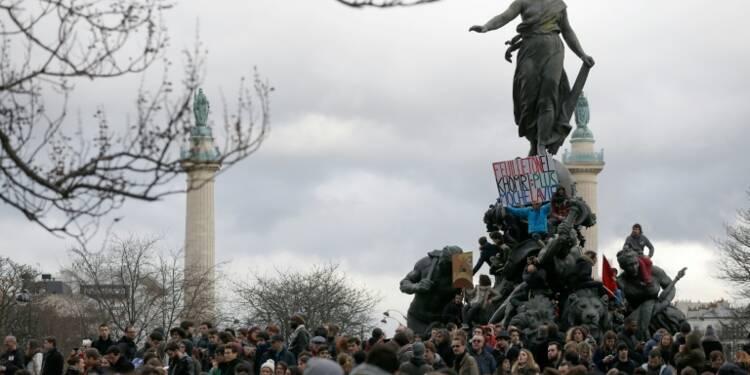 Loi Travail: pari réussi pour les opposants avec plus de 200.000 manifestants