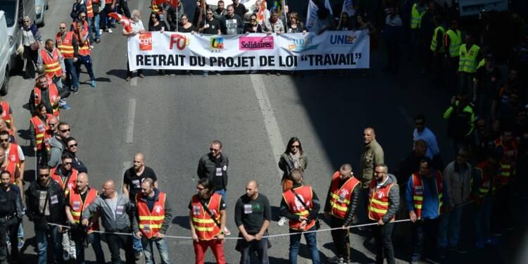 """A Marseille, le patronat dénonce """"l'asphyxie"""" des terminaux pétroliers du port"""