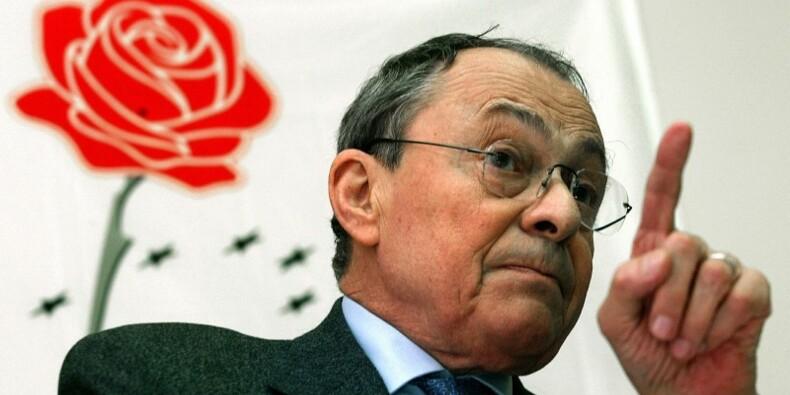 Michel Rocard, l'éternel rival de François Mitterrand