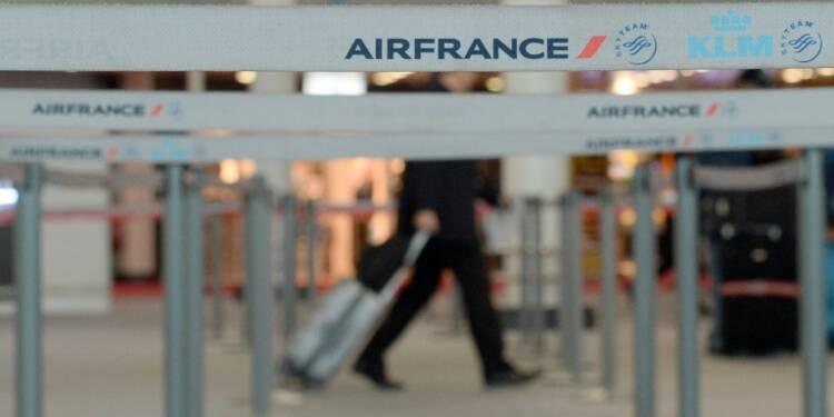 Air France: la direction tente de déminer et propose la reprise des négociations