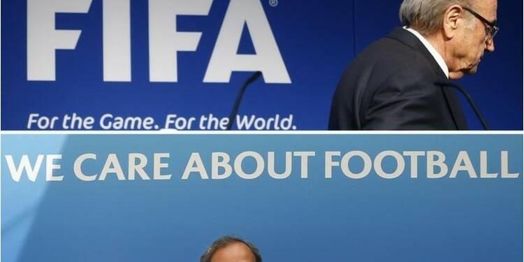 Les suspensions de Platini et Blatter réduites à six ans