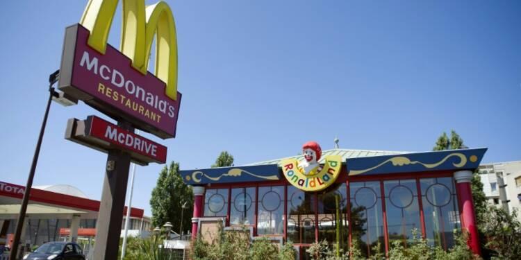 Redressement fiscal de 300 millions d'euros pour McDonald's en France, selon un hebdomadaire