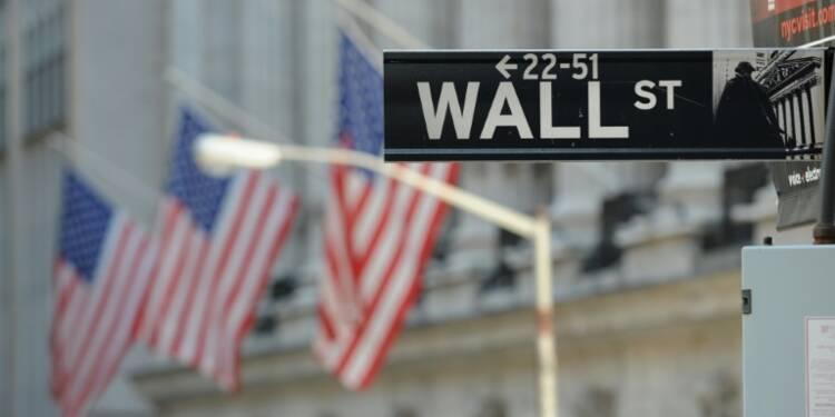 En légère baisse, Wall Street résiste aux mauvais chiffres de l'emploi