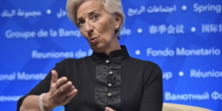 """Evasion fiscale: Lagarde veut pousser les multinationales à la """"transparence"""""""
