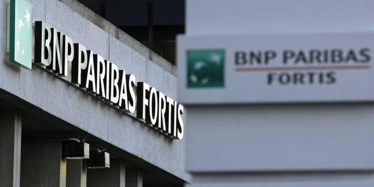 BNP Paribas Fortis va supprimer 1.050 postes en Belgique