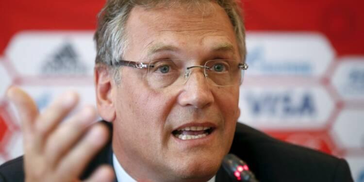 La Fifa prolonge de 45 jours la suspension de Jérôme Valcke