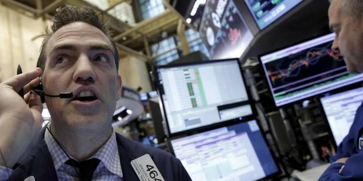 Wall Street à l'affût d'indications sur les taux de la Fed