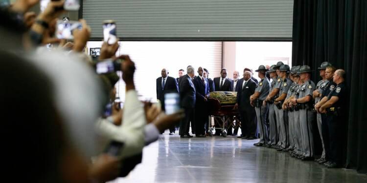 L'ultime hommage à Mohamed Ali a débuté à Louisville