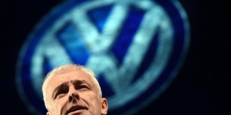 Volkswagen rappelle 800.000 voitures dans le monde pour un problème de pédale