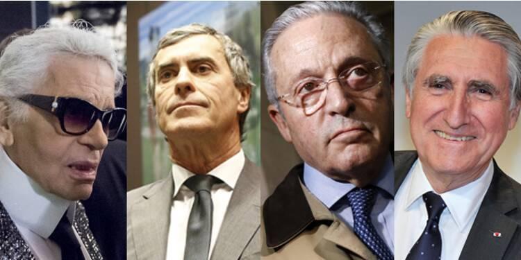 Lagerfeld, Seillière, Wildenstein… ces riches particuliers dans le collimateur du fisc
