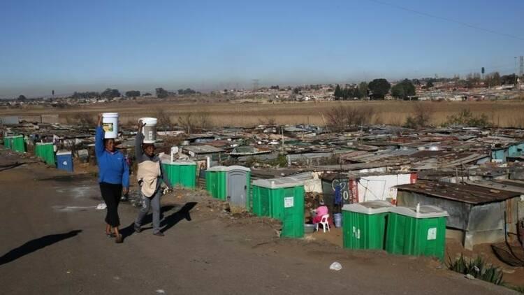 L'ANC ébranlé, ses électeurs se détournent de l'argument racial