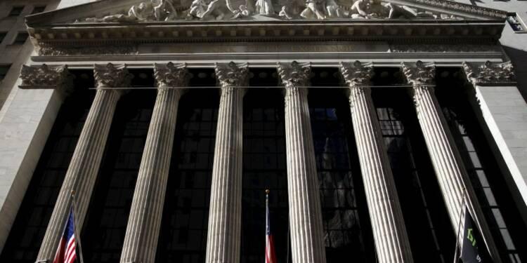 Wall Street ouvre en légère hausse