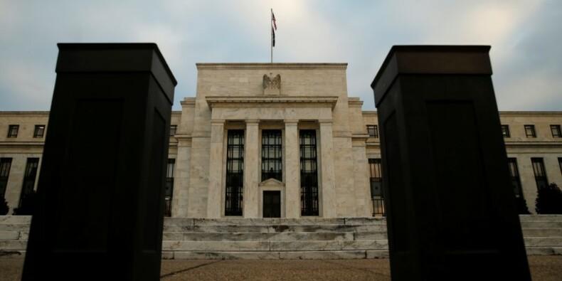 Dollar et énergie pèsent sur la croissance US, selon la Fed