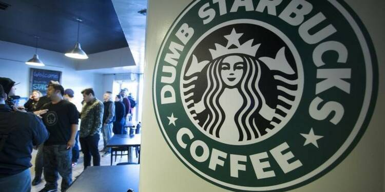 Starbucks déçoit avec ses ventes