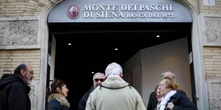 Monte Paschi voit du positif dans l'idée d'une fusion avec UBI