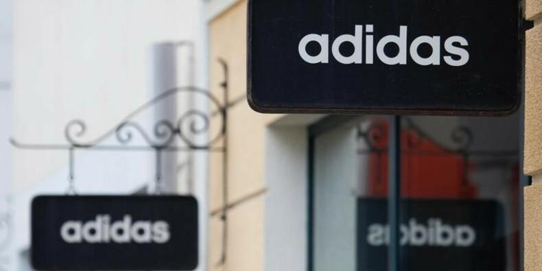 Adidas relève ses objectifs 2016 pour la 4e fois