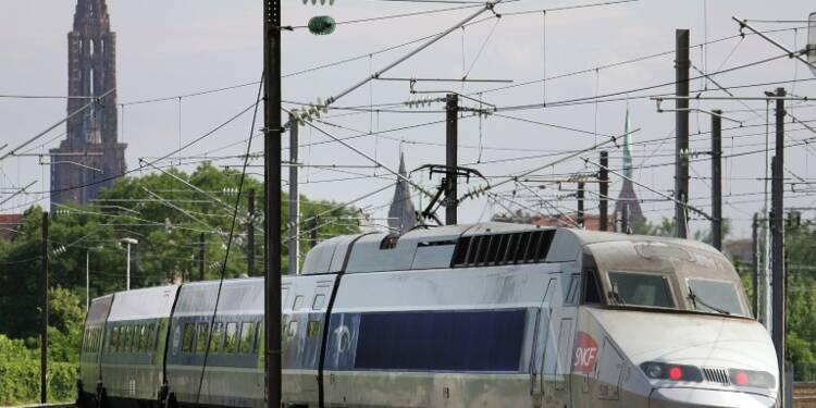 Strasbourg à moins d'1H50 de TGV de Paris à partir de dimanche