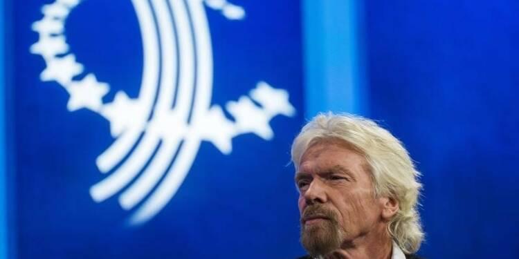 """Pour Richard Branson, le Royaume-Uni court au """"désastre"""""""