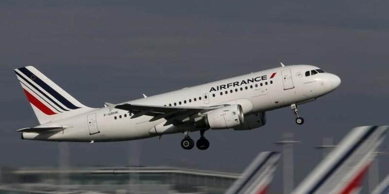 La grève des pilotes pèse sur le trafic Air France-KLM en juin