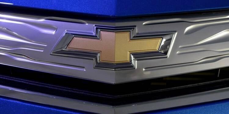 GM voit son bénéfice dopé par l'Amérique du Nord et l'Europe