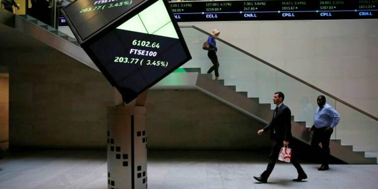 89% des actions Deutsche Börse apportées à la fusion avec le LSE