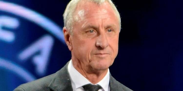 Mort de Johan Cruyff, icône du football des années 1970