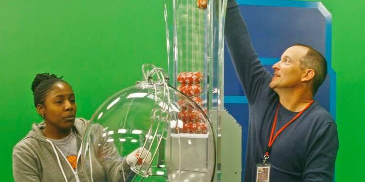 Trois billets gagnants pour le jackpot de la loterie américaine