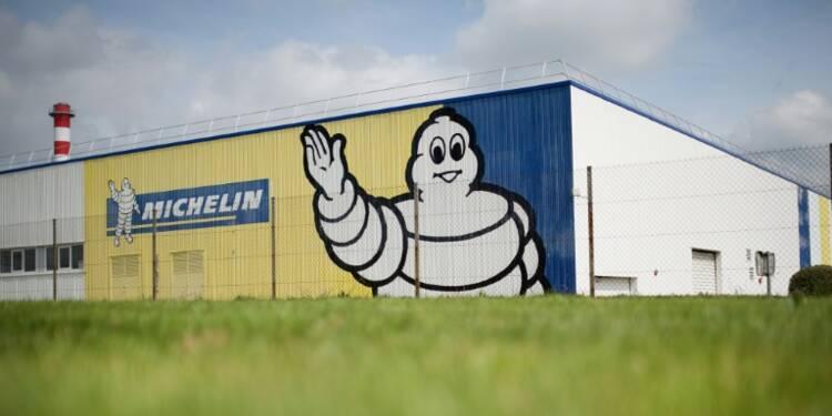 Michelin confirme ses objectifs après avoir amélioré sa rentabilité