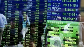 La Bourse de Tokyo vue en hausse de près de 14% en 2016